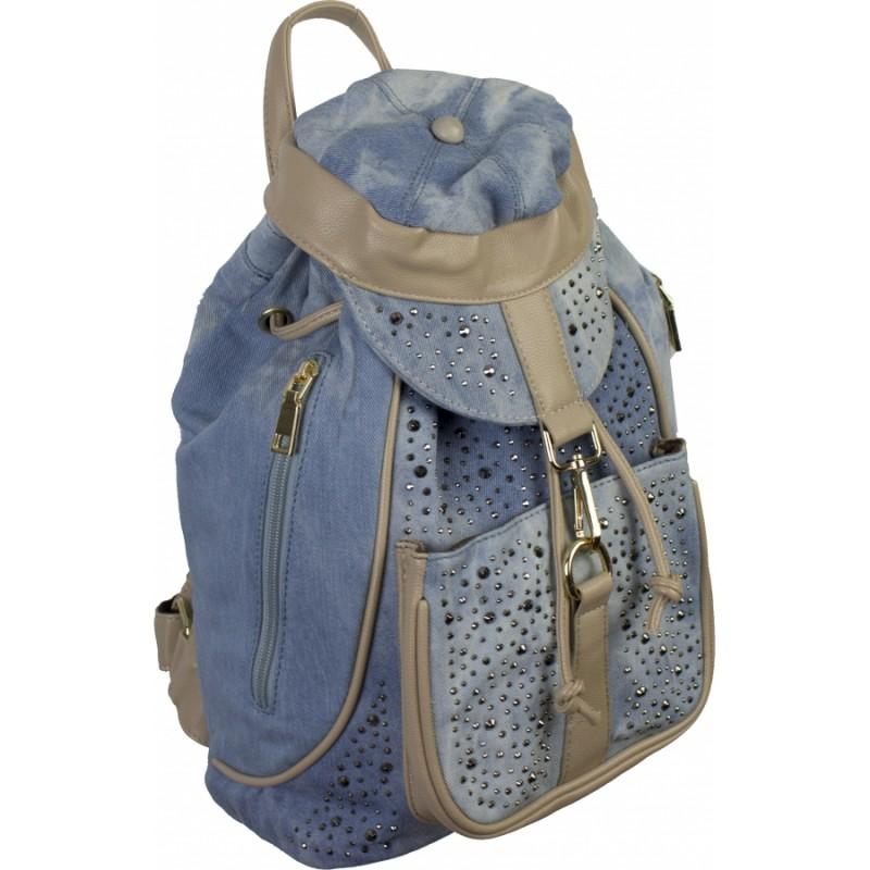 aeccefe3e88d Купить рюкзак джинсовый №230-21 недорого в интернет магазине г ...