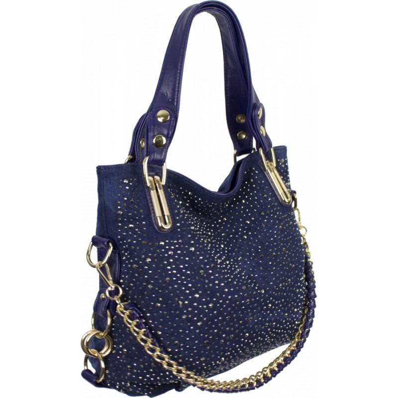 623ec07d98c7 Купить джинсовую сумку №2168-21 джинс в интернет магазине, сумки ...