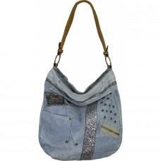 Джинсовая сумка №9151-2