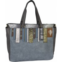 Женская сумка из кожзама №8210-2