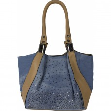 Джинсовая сумка №0107