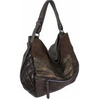 Женская сумка из замши №L1081