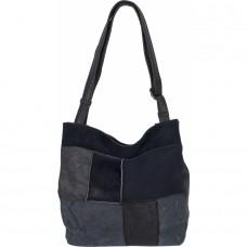 Женская сумка из замши №L1191