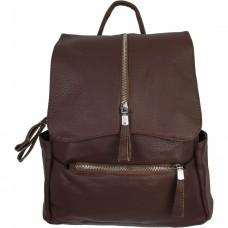 Женский рюкзак из кожзама №081