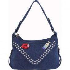 Джинсовая сумка №59572