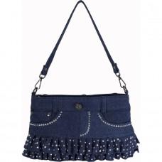 Джинсовая сумка №59119