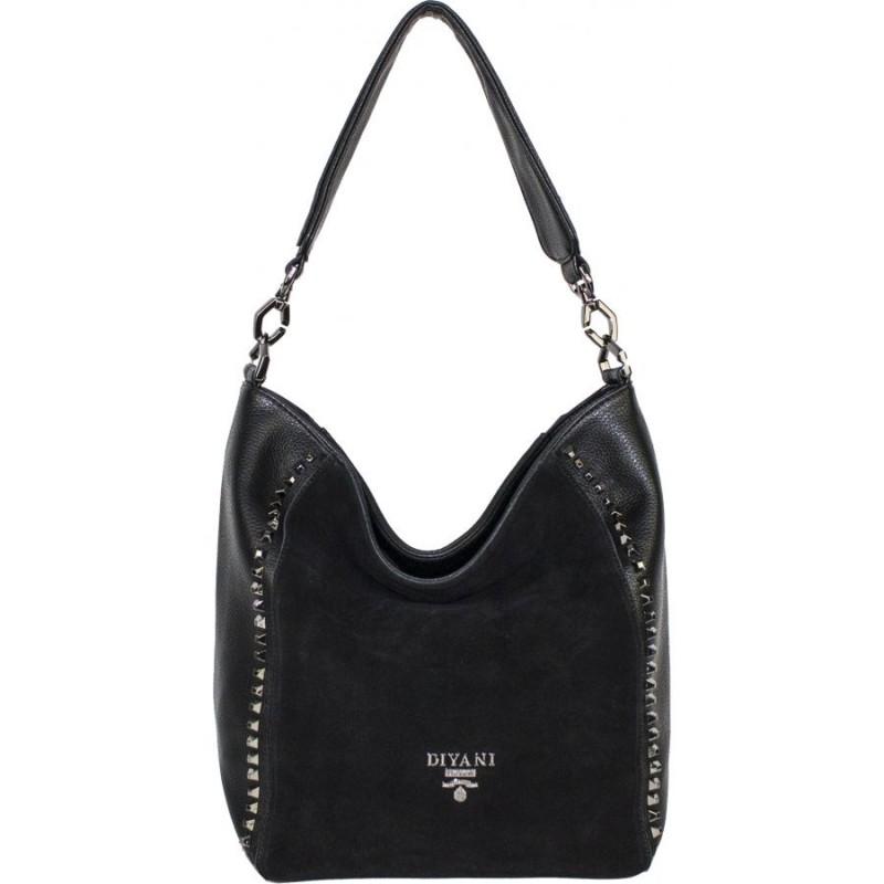 f86f9fb80ada Недорого купить женскую сумку из замши и кожзаменителя №1313 замша ...