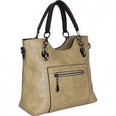 Женская сумка из кожзама №1038