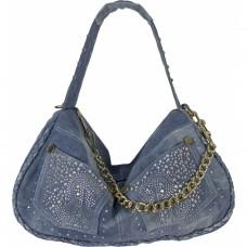 Джинсовая сумка №881