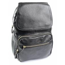 Женский кожаный рюкзак №322
