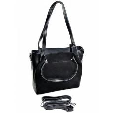 Женская замшевая сумка №1022-M