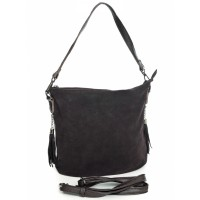Женская замшевая сумка №1693-2