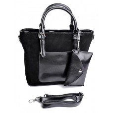 Женская сумка замшевая №3011-1