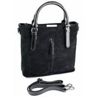 Женская замшевая сумка №3061-1