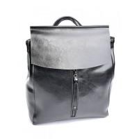 Кожаный рюкзак женский №3206n