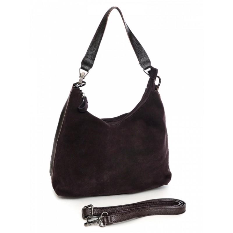 173f6269fb2d Купить женскую замшевую сумку №3325-2 в интернет магазине, кожаные ...