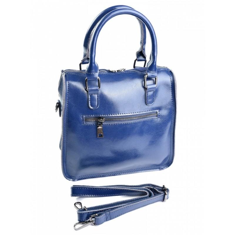 4005d96e60dd Купить женскую кожаную сумку с замшей №6053-1 недорого в интернет ...