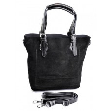 Замшевая сумка женская №6070-1