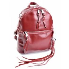 Кожаный женский рюкзак №685G