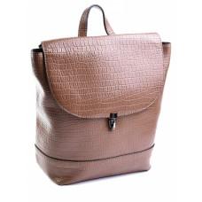 Женский кожаный рюкзак №6889