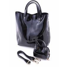 Женская сумка из кожи №8010-1