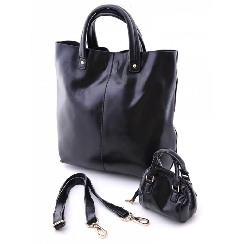 ced5daf94e4b Купить женскую сумку из кожи №8010 в интернет магазине, кожаная ...