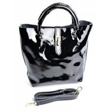 Женская кожаная сумка №8308-1