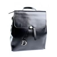 Женский кожаный рюкзак №8360