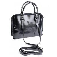 Кожаная женская сумка №839HK