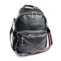 Женский рюкзак кожаный №855