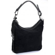 Женская сумка замшевая №871