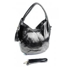 Кожаная женская сумка №8819