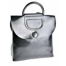 Женская кожаная сумка-рюкзак №8859