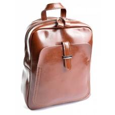 Женский кожаный рюкзак №8860