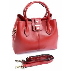 Кожаная женска сумка №9906DZ