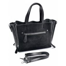 Кожаная женская сумка №A1306