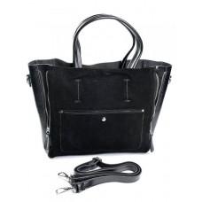 Женская замшевая сумка №A2097-2