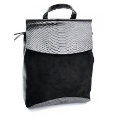 Рюкзак женский замшевый №A5026-1