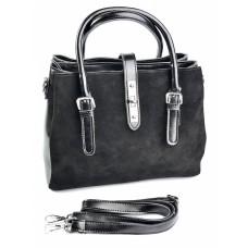 Кожаная женская сумка №A5095