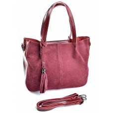 Кожаная сумка женская №A5097-1