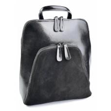 Рюкзак женский из натуральной кожи №A511-2