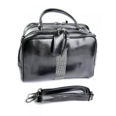 Кожаная сумка женская №A6085