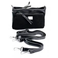 Замшевая сумочка женская №A7019-1