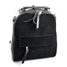 Замшевый женский рюкзак №A7055-1