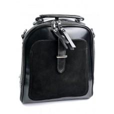 Женский замшевый рюкзак №A7055-2