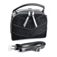 Женская замшевая сумка №A7058-2