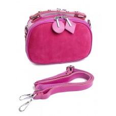 Женская замшевая сумка №B7078-1