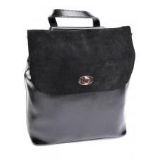 Рюкзак из замши и кожи №B7112