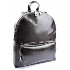 Кожаный женский рюкзак №F300