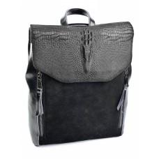 Женский кожаный рюкзак №F318